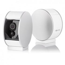 Caméra intérieure wifi avec volet sécurisé SOMFY INDOOR CAMERA