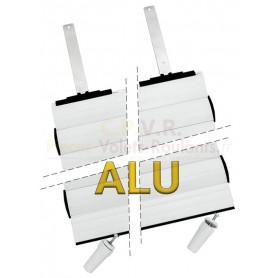 Tabliers 42x8.5 Alu sur mesure pour volet roulant