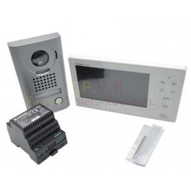 Carillon Vidéo LCD 7 Pouces Intercom AIPHONE