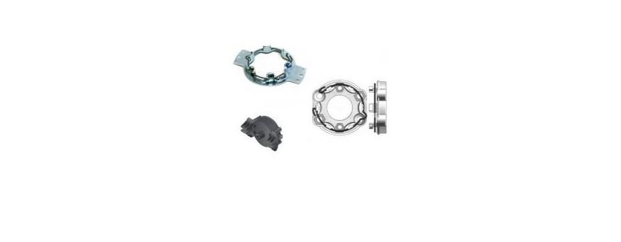 Roulements et supports moteurs