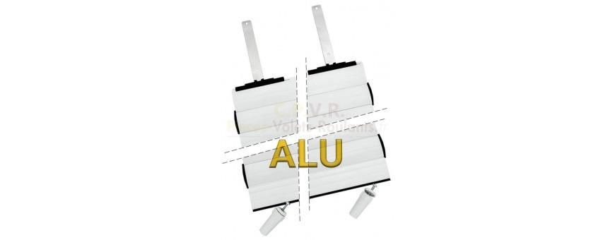 Tabliers aluminium sur mesure